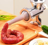 Насадки на мясорубоку для приготовления колбас ( 3шт)